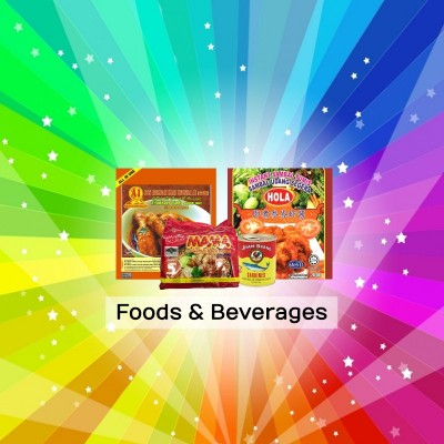 Foods & Beverages