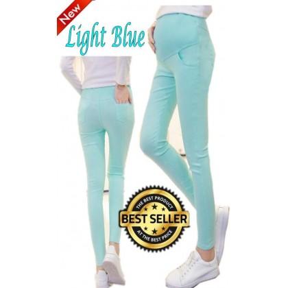 Ready Stock 4 Colors SUPER Breathable & Comfortable Maternity Long Pants 320088