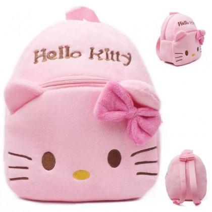 CRAZY ClearanceReady Stock Cartoon Soft Little Plush Backpack / Kid Bag 212240