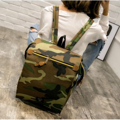READY STOCK Unisex Laptop Backpack / Travel Bag / School Bag 531186