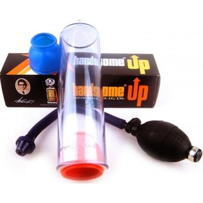 Handsome Up Penis Pump【Original】Pam Pembesar Zakar Ready Stock Handsome Up Pump For Men Enlargement Increase Size Bigger Longer 501960ST