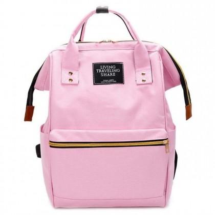 VIRENE School Backpack Laptop Backpack Mummy Backpack Premium Quality Japan Travel Bag Ready Stock 531120