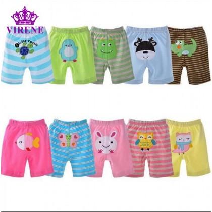CARTER'S BORONG [5 of Set] Ready Stock Baby Romper Short Pants Boys/Girls 540924