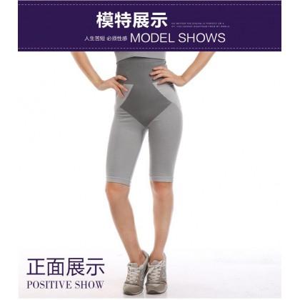 MONALISA【100% Original】Ready Stock Natural Bamboo Infrared Girdle Panty Slim Shapewear Pants Corset Korset Borong 321144