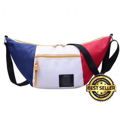 VIRENE Canvas Banana Sling Bag READY STOCK Messenger Bag Shoulder Bag Wholesale 现货 斜背包 221108