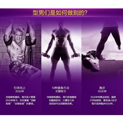VIRENE Slimming Girdle Pants Men High Waist Slimming Body Shapewear Anti-Curling Slimming Body Shaper Korset Male Slim Leg Pants Masculine Slim Girdle Pants Men Abdomen Corset Ready Stock 433328