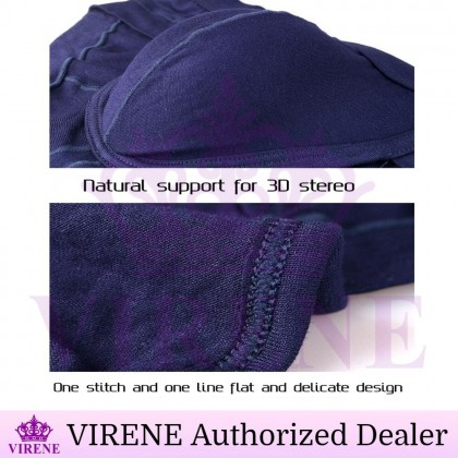 VIRENE Men Underwear Man Brief【4pcs Perpack】Male Cotton Boxer Seluar Dalam Lelaki Men Breathable Colorful Underwear (Size M - 3XL) Ready Stock 329688