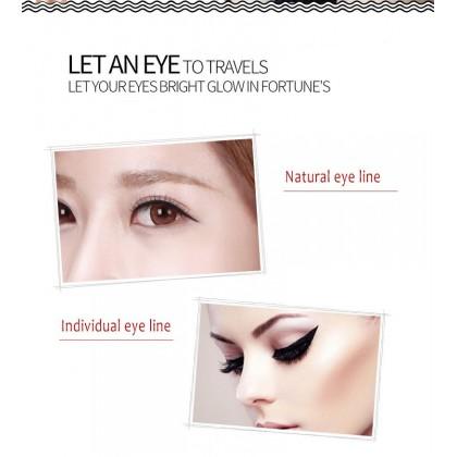 BIOAQUA Eyeliner【100% Original】Waterproof Long Lasting Quick Dry Liquid Eyeliner Easy To Use Makeup Ready Stock 3269BA