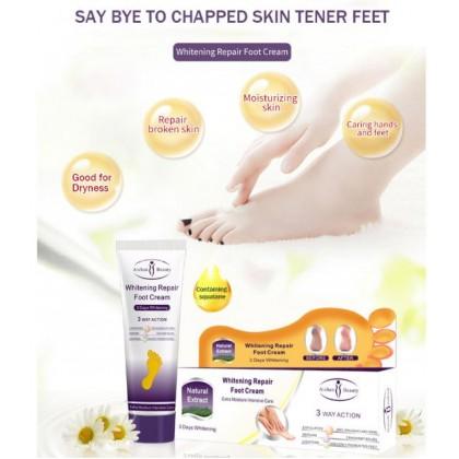 Anti Foot Crack Whitening Repair Foot Cream【100% ORIGINAL】AICHUN BEAUTY Anti-Chapping Skin Repairing Moisturizer Feet Heel 防皲裂防干裂足霜 101062ACB