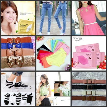 VIRENE Mystery Box Men Fashion & Women Fashion Valued Goods Lucky Box Surprise Box Gift Box To Others Ready Stock MB