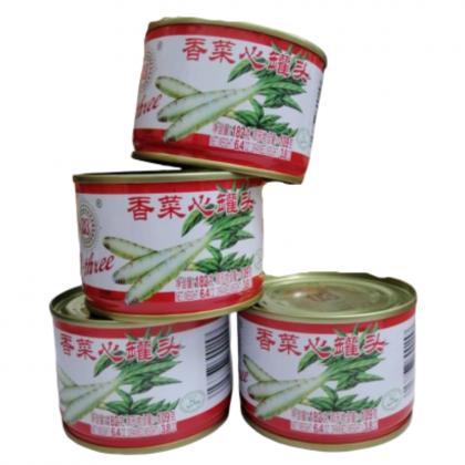 Q3 香菜心罐头 Pickled Lettuce (HALAL) 182g Ready Stock 6946867300157