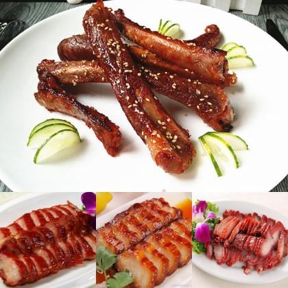 Uncle James Char Siew Sauce (Oriental BBQ Sauce) 詹大叔叉烧酱 - 150g Ready Stock 9555638204012