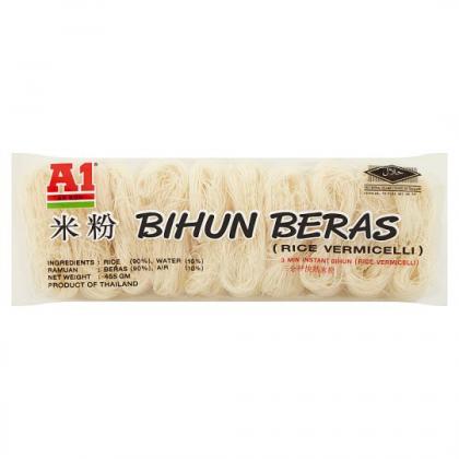 A1 Brand Rice Vermicelli 455G Bihun Beras 3 Min Instant Bihun 米粉 HALAL Ready Stock 8850100003867