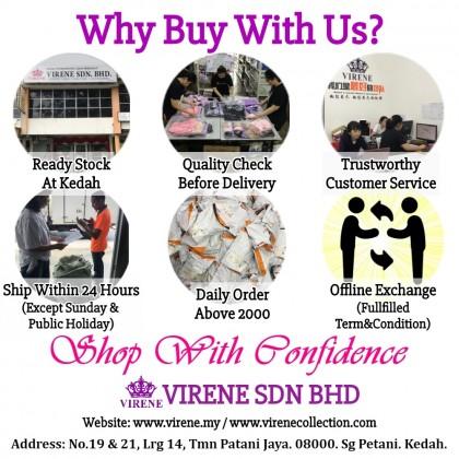 VIRENE Yoga Shirt Fitness Sports Slim Clothes Mesh Sportswear Gym Tops T Shirt for Women Ready Stock 261601