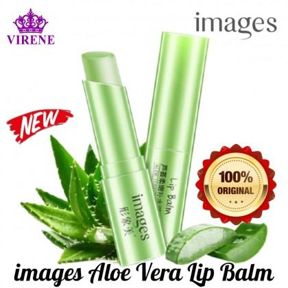 100% Original IMAGES Lip Balm Moisturizing Anti-Drying Lip Wrinkles Lip Care Aloe Vera Tender Hydrating Lip Skin Ready Stock XXM1323