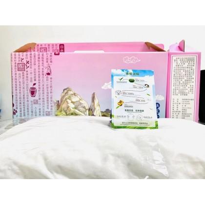 Tea Pillow (HAVE A BETTER SLEEP) 茶叶枕头(有助睡眠) Bantal teh (meningkatkan kualiti tidur kita) Ready Stock TP-1 / TP-2