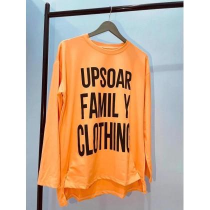 Plus Size Maternity Shirt Pregnant Women Long Sleeve Top Korean Fashion Nursing Mum Blouse Baju Lengan Panjang Ibu Mengandung Ready Stock 211174