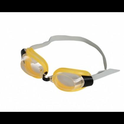 【Free Gift】Ready Stock Unisex Swimming Goggles Adjustable Strap Swim Glass101052